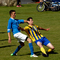 Brodick v Southend Cup Final Aug 30th